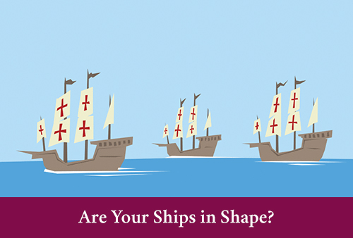 Are Your Ships in Shape?